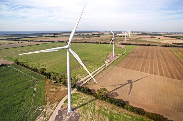 Energías renovables en España 2017