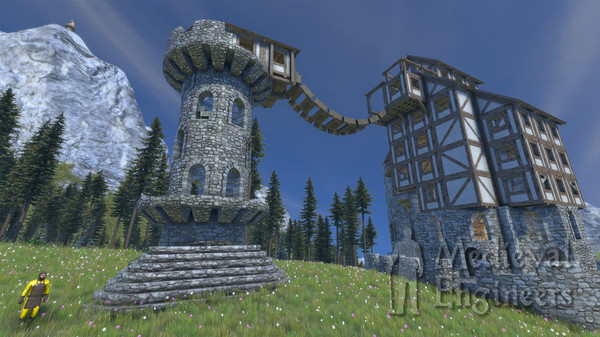 Medieval Engineers Deluxe Edition Free Download