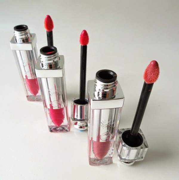 Dior Addict Fluid Stick new shades: Tropique, Plaisir, Ciel Rose
