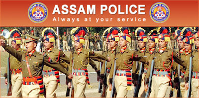 Assam Police Recruitment 2018 Apply Online