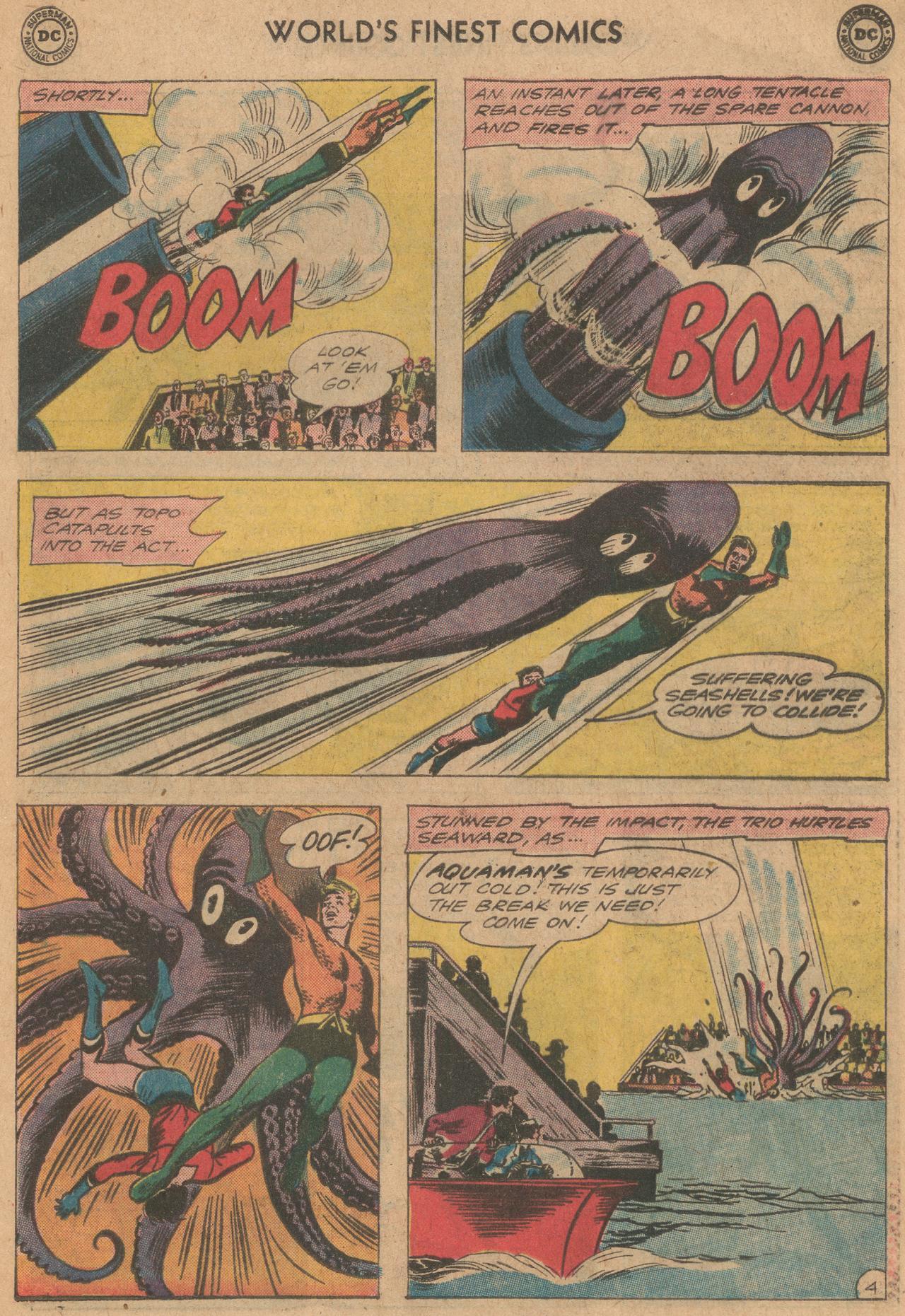 Read online World's Finest Comics comic -  Issue #126 - 19