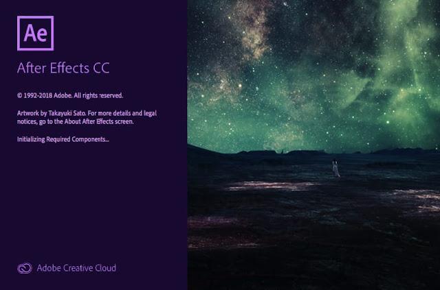 تحميل Adobe After Effects 2019 v16.1.3.5 ويندوز 64