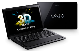 Sony Vaio Serie F 3D. Review, características, especificaciones, precio. Video.