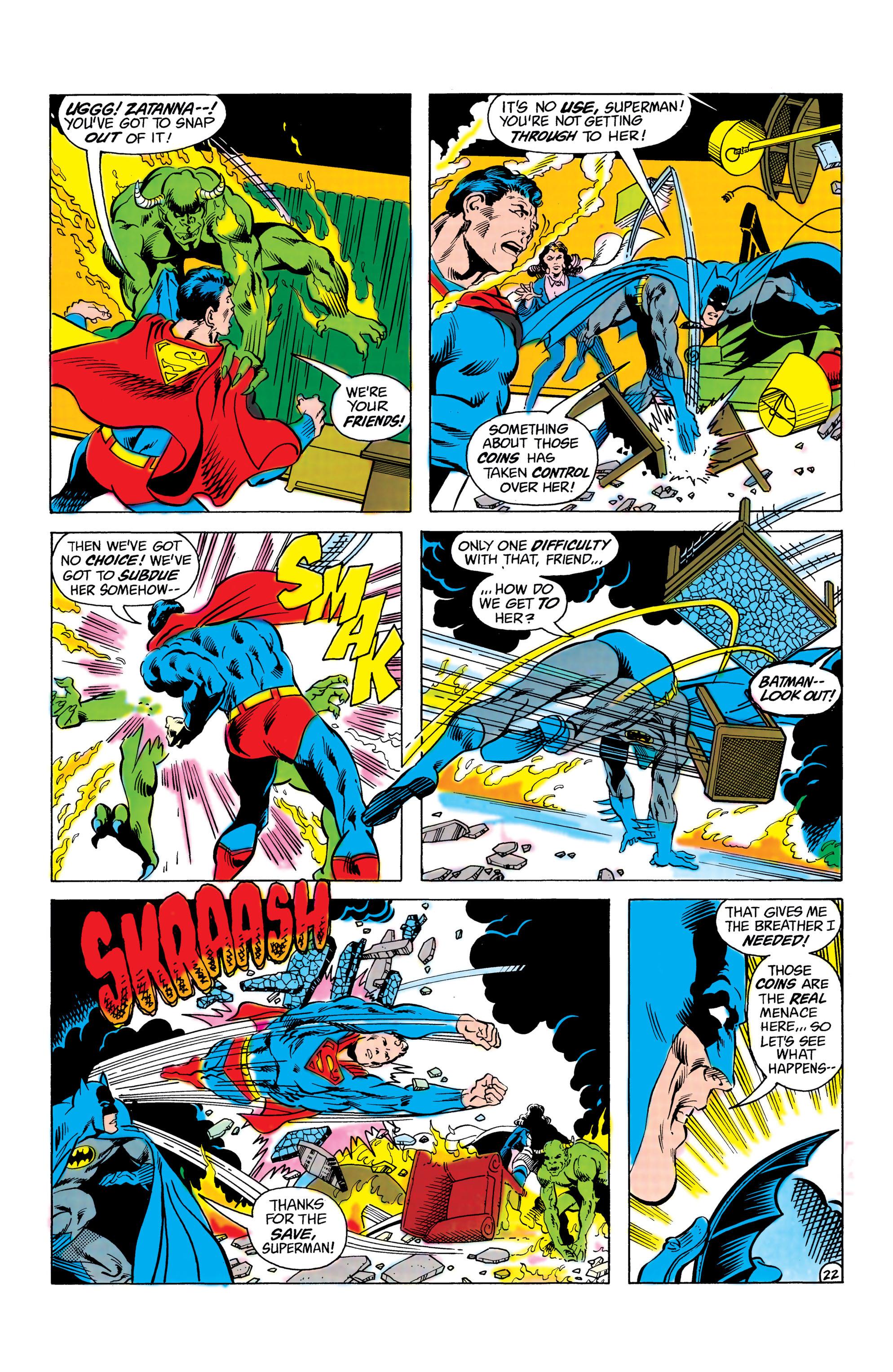 Read online World's Finest Comics comic -  Issue #285 - 23