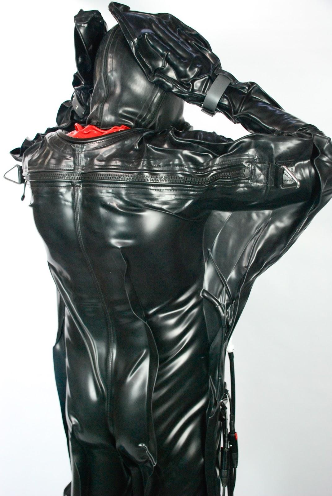Gay vacuum rubber