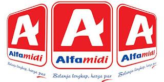 Info Lowongan Kerja Terbaru 2018 Alfamidi PT Midi Utama Indonesia Tbk - Via Email