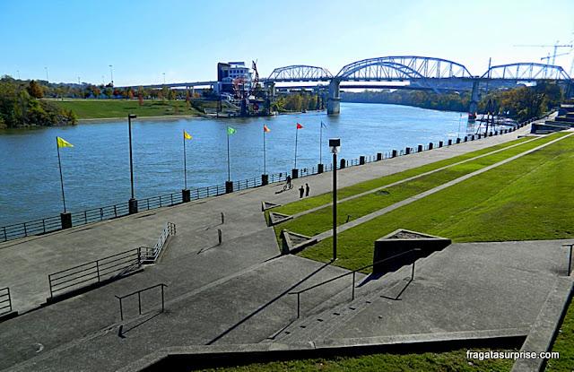 Nashville: Riverfront Park