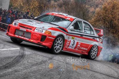 II Rally legends les Corbes