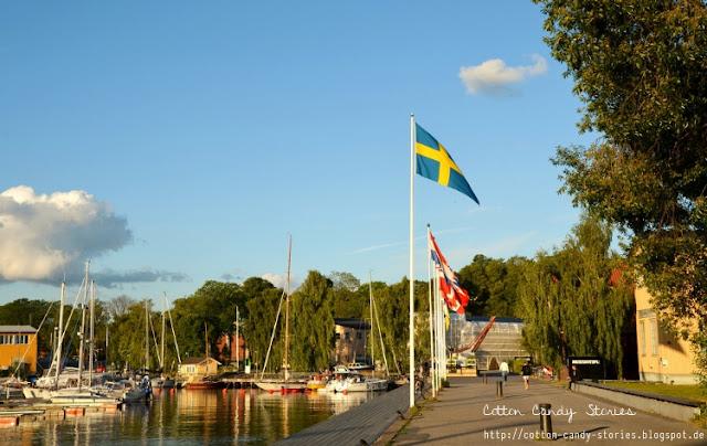 Sommer in Stockholm