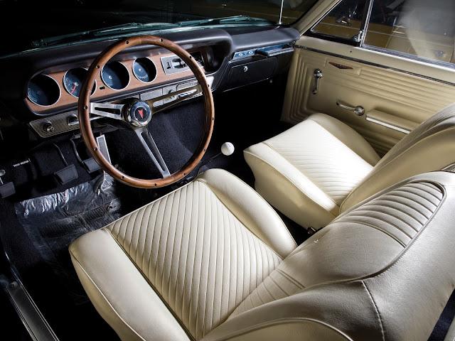 Pontiac Tempest LeMans GTO Convertible