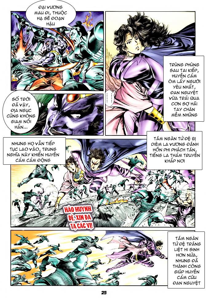 Đại Đường Uy Long chapter 44 trang 29