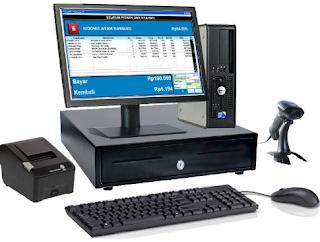 Software Penjualan Dan Stok Barang Berbasis Desktop