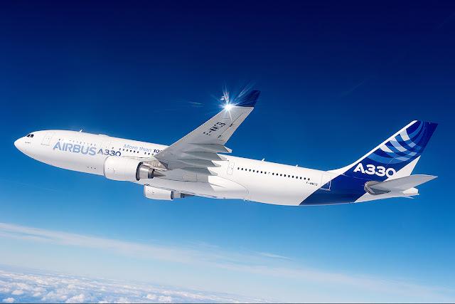 Airbus A330 F-WWCB