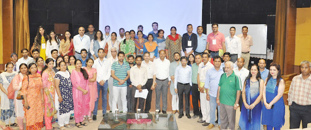 Three-day FDP concluded on mandatory induction program implemented by AICTE at YMCA
