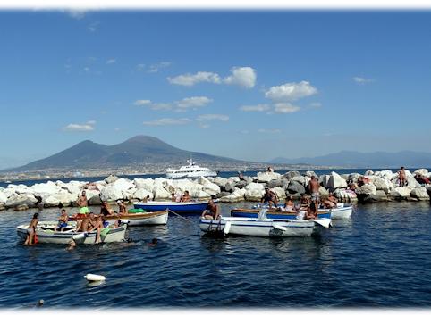 Neapol i okolice, część 1