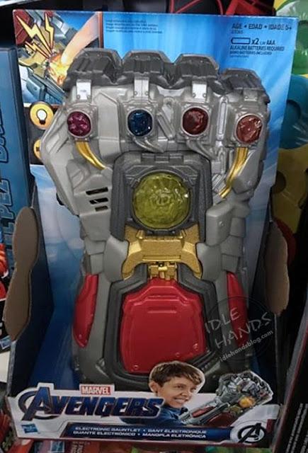 Avengers Endgame Iron Man's Infinity Gauntlet