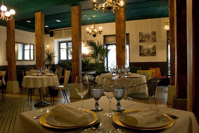 Restaurante Dabbawala em Madri
