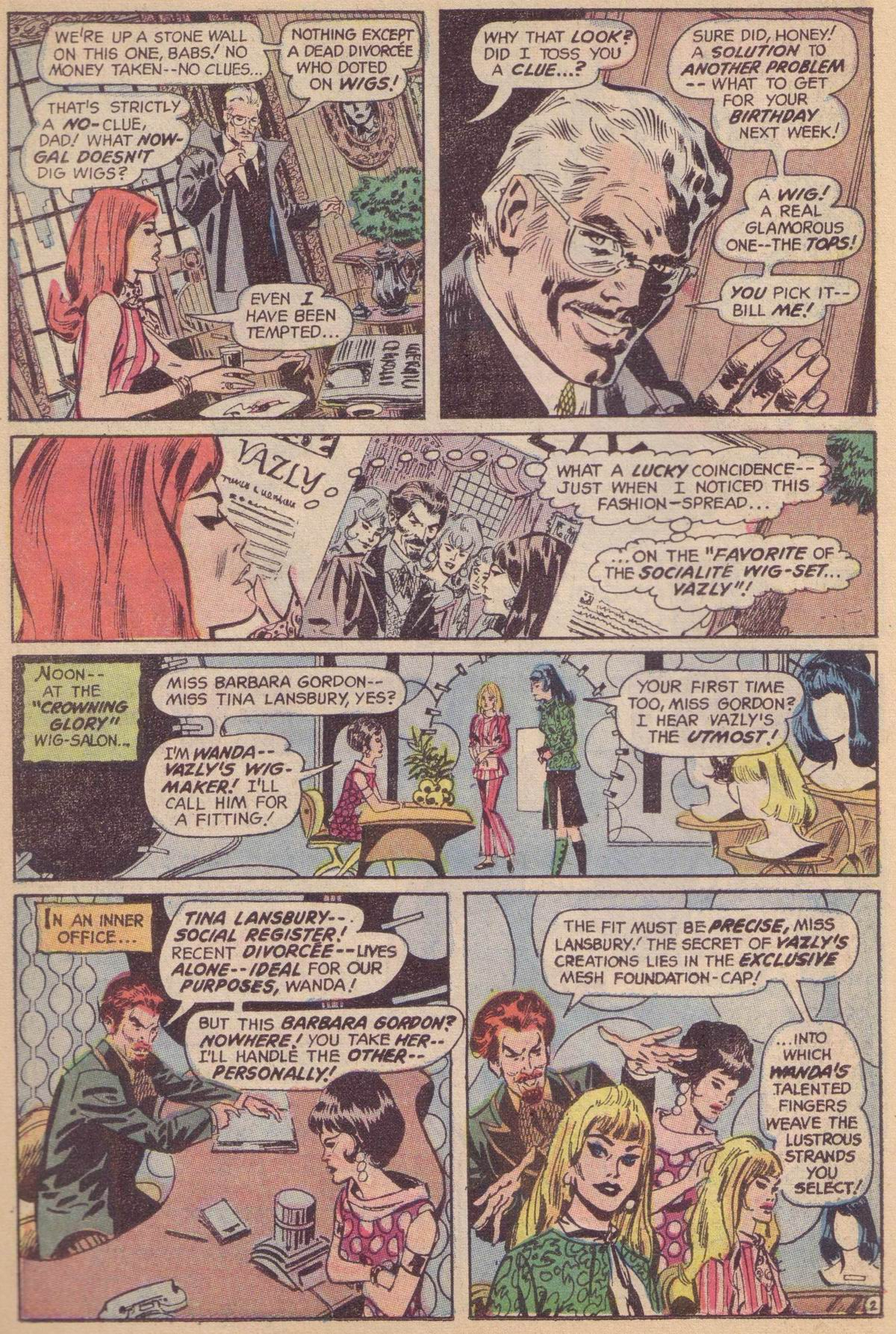 Detective Comics (1937) 412 Page 25