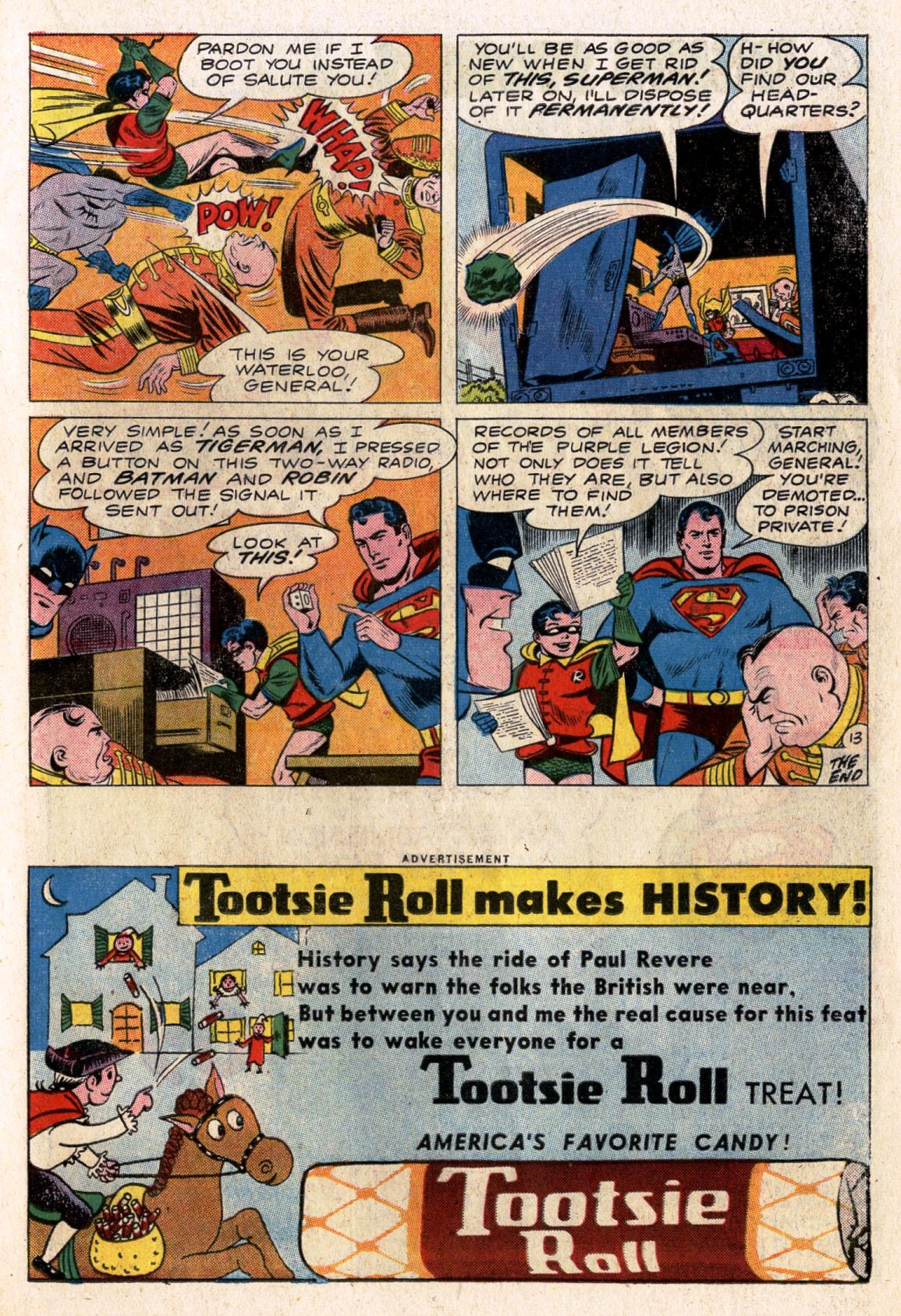 Read online World's Finest Comics comic -  Issue #119 - 15