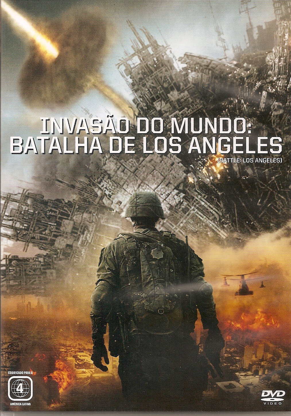 Invasão do Mundo: Batalha de Los Angeles - Dublado