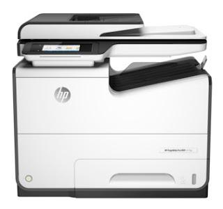 dw Multifunction Printer Driver Download HP PageWide Pro 577dw Multifunction Printer Driver Download