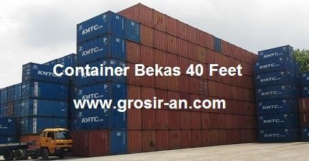 Container 40 Feet Spesifikasi