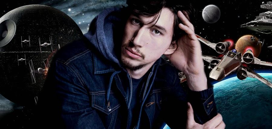 Actorul ADAM DRIVER Ar Putea Fi Personaj Negativ În STAR WARS EPISODE 7