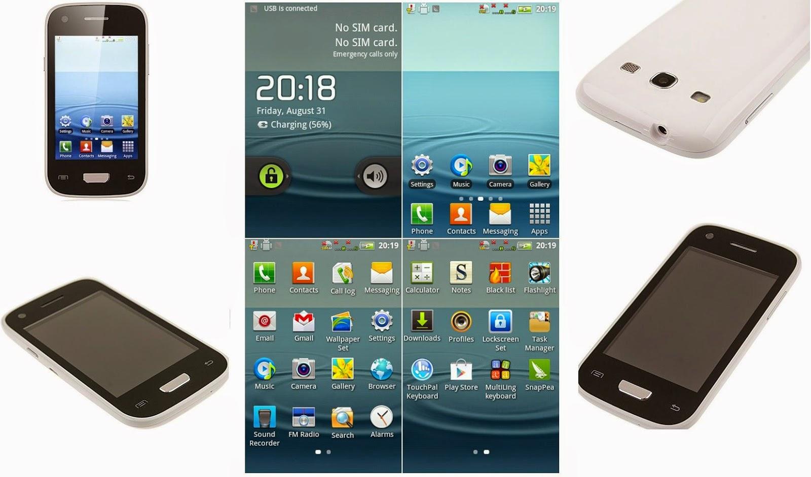 Daftar Harga Handphone/Smartphone Android Terbaru 2014