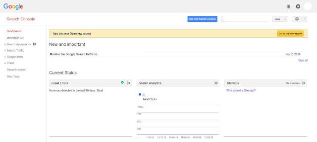 google search console - tunesmk.com
