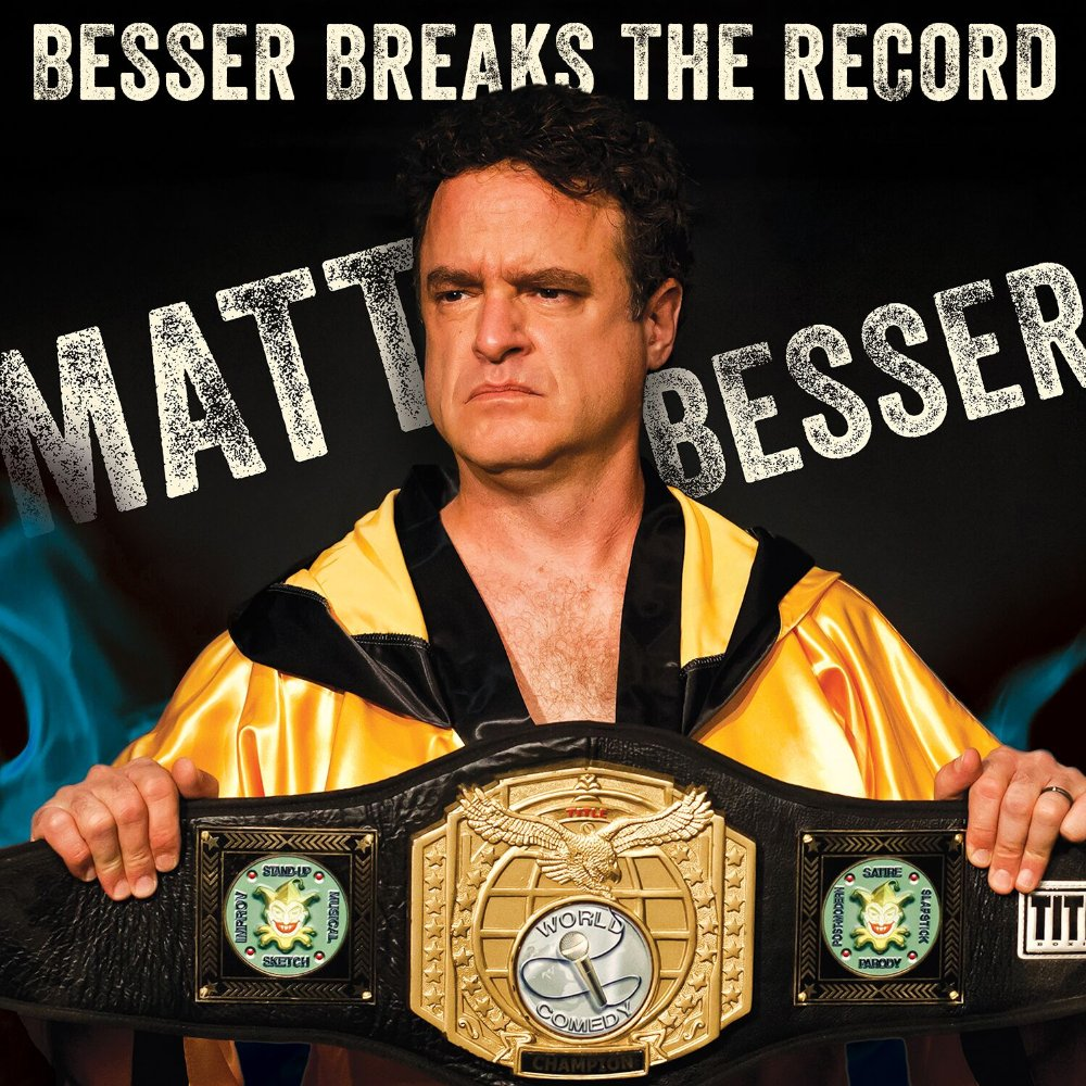 Matt Besser Breaks The Record