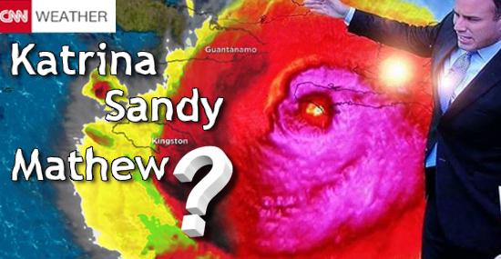 Descubra o segredo por trás dos nomes dos furacões!