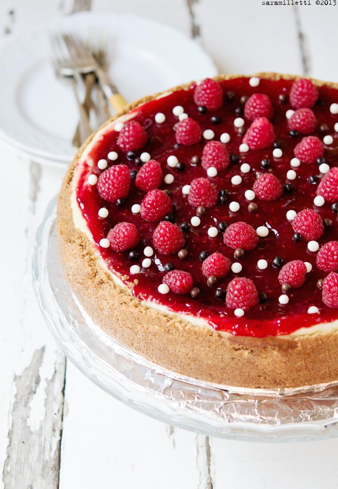 happybirthday anna the original new york cheesecake recipe l 39 appetito vien leggendo. Black Bedroom Furniture Sets. Home Design Ideas