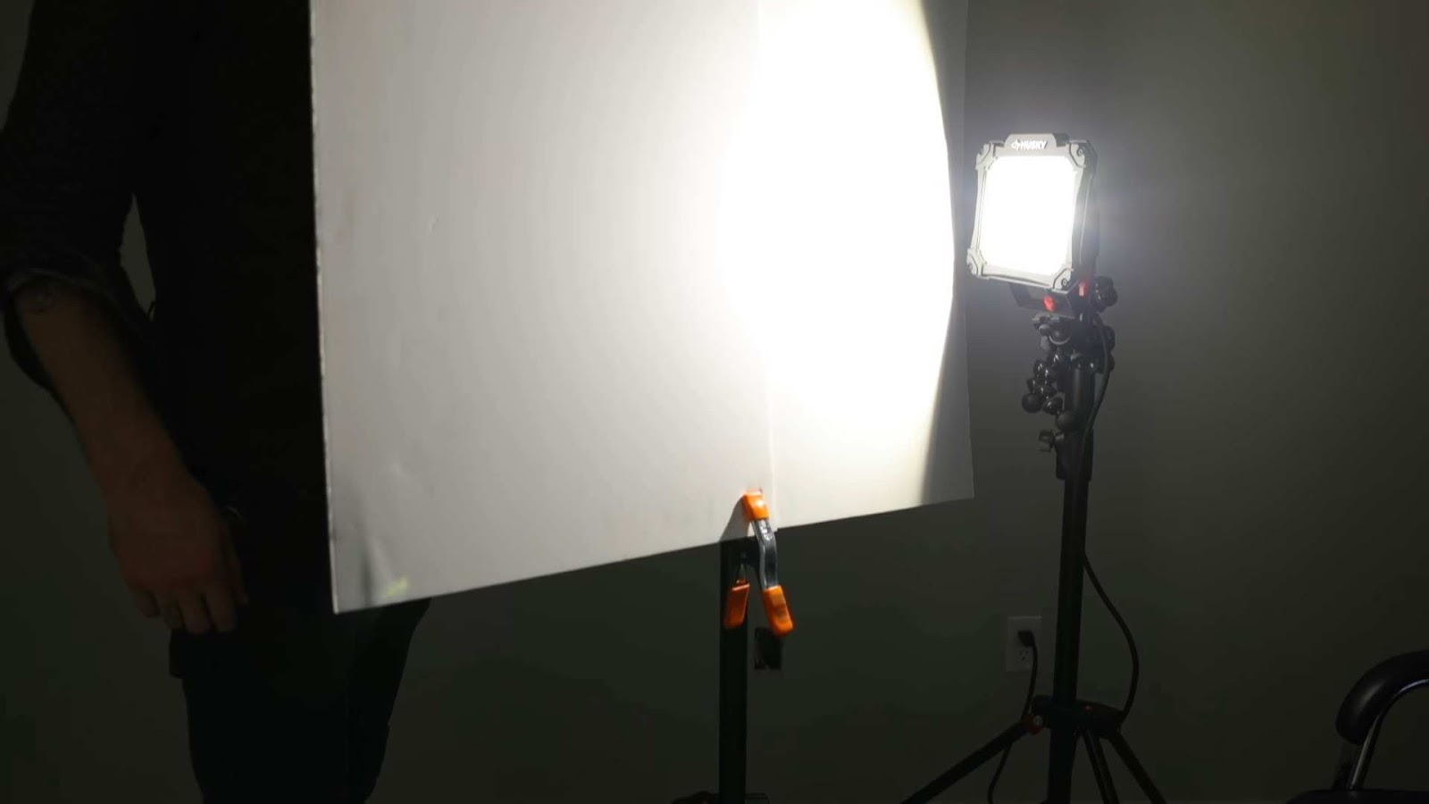 DIY LIGHTING SETUP on a Budget!