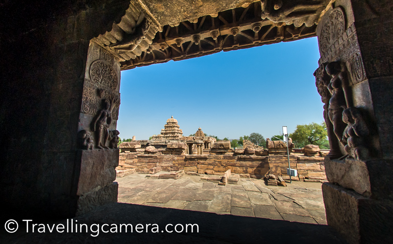 If you are at Pattadakal, Karanataka do ensure that you have a good guide with you. Without a knowledgable guide you would waste the opportunity to explore this place well.