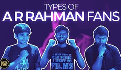 Types of Rahman fans | Fully Filmy
