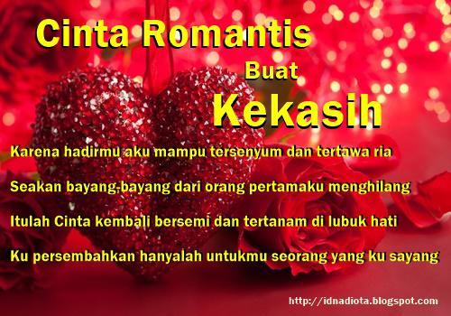 Kata Kata Mutiara Bijak Cinta Romantis Buat Kekasih