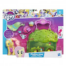 MLP Folding Playset Fluttershy Brushable Pony