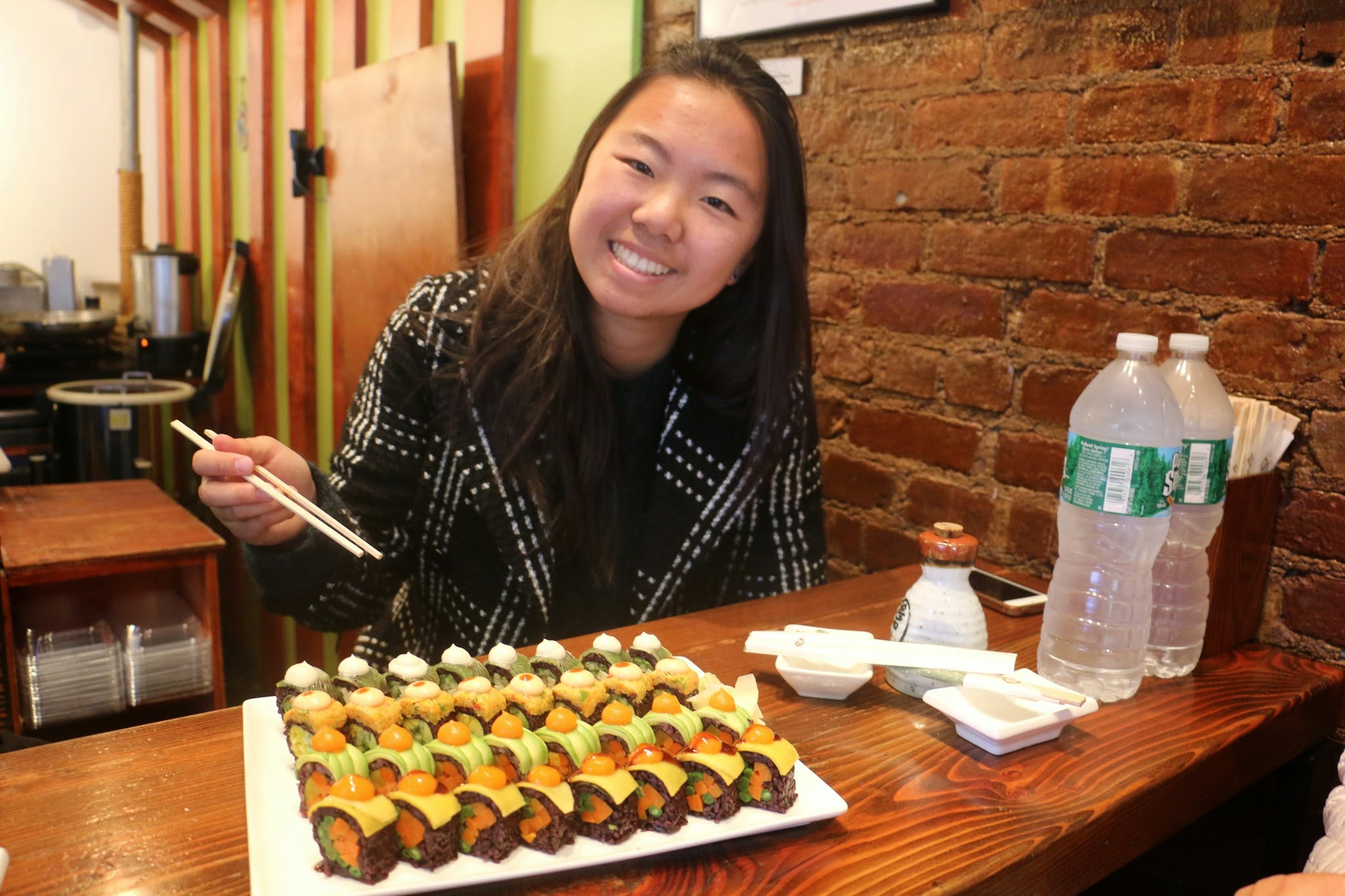 classified closet, new york city, nyu, beyond sushi