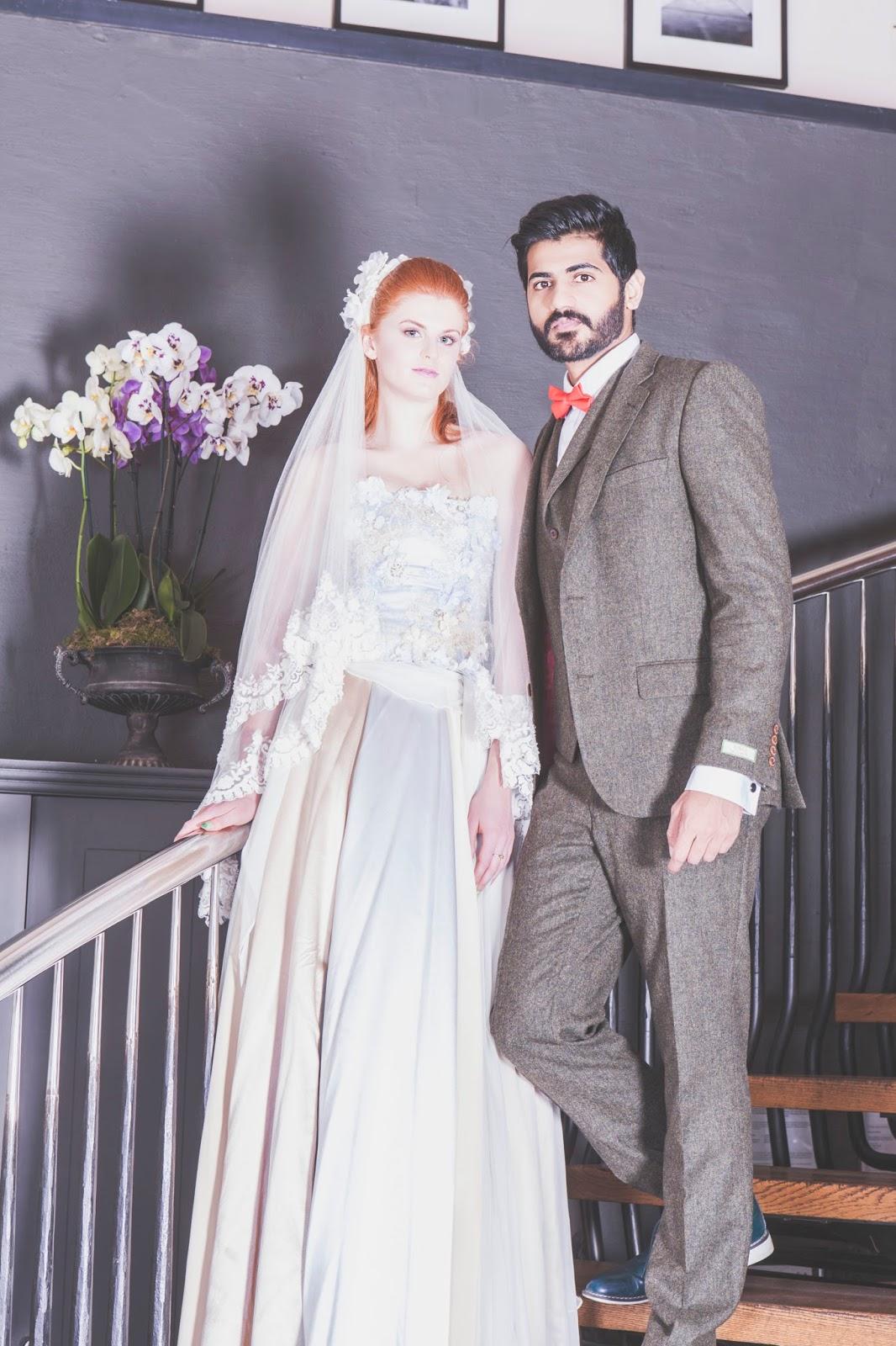 Bristol Vintage Wedding Fair: HOTEL DU VIN WEDDING SHOOT