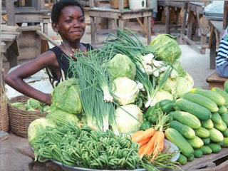 Home gardening as well as clean eating is nothing new to Africans; it has always been a way of life
