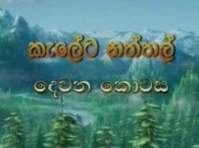 JUNGLE BOOK - Kelewata Naththal 02