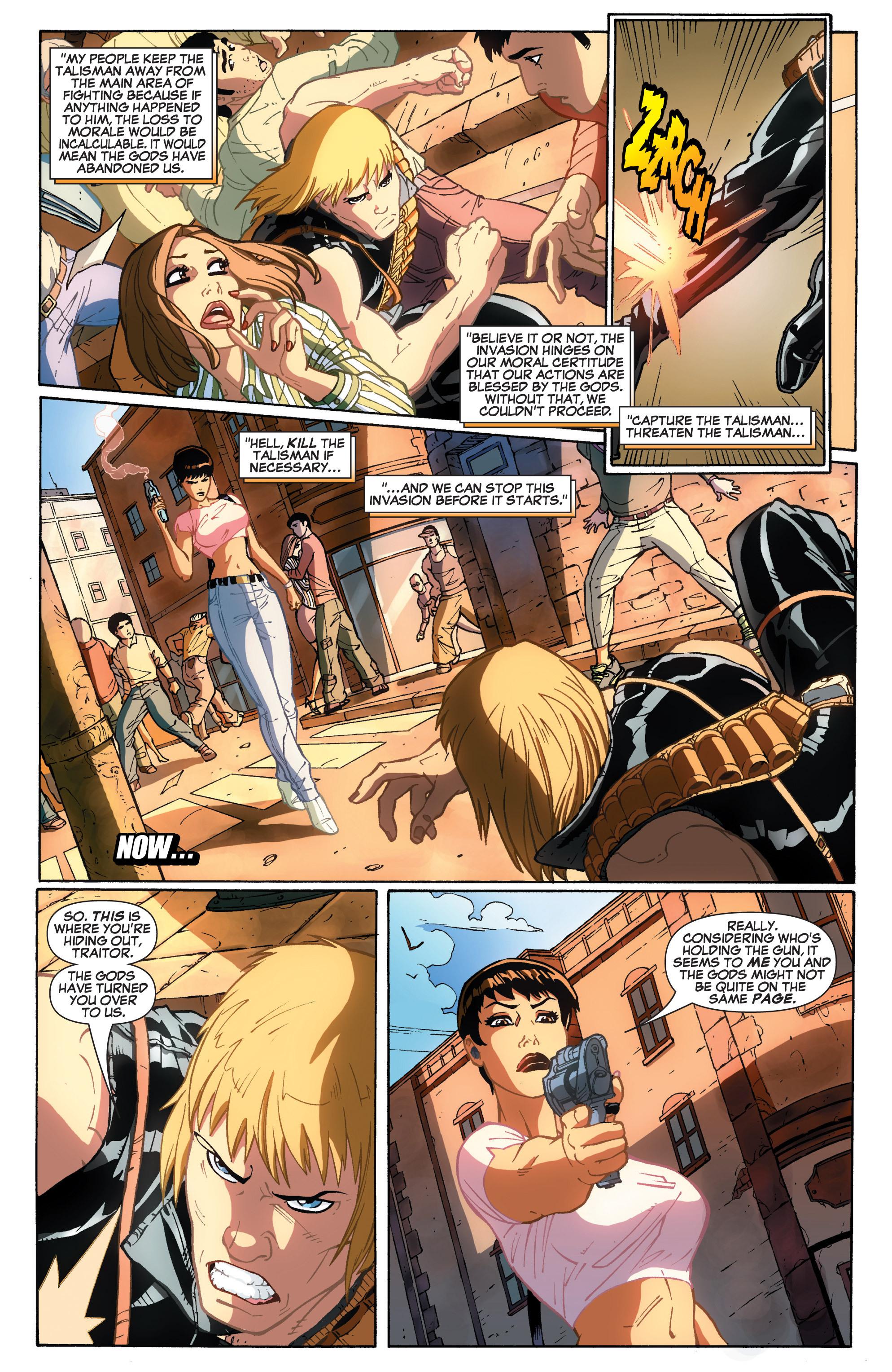 Read online She-Hulk (2005) comic -  Issue #31 - 16