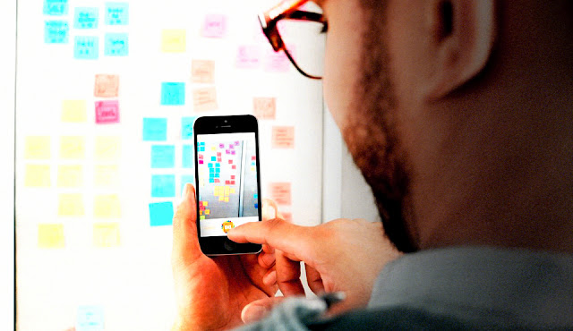 Der Apptipp aus dem Atomlabor Blog : Die 3M Post It Haftnotizen App