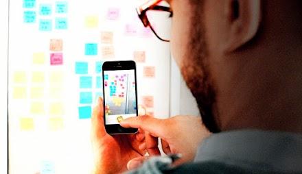 Post-It Haftnotizen - Von analog zu digital | Der 3M Apptipp aus dem Atomlabor