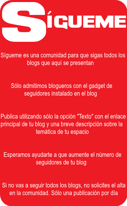 Sígueme Blog Host