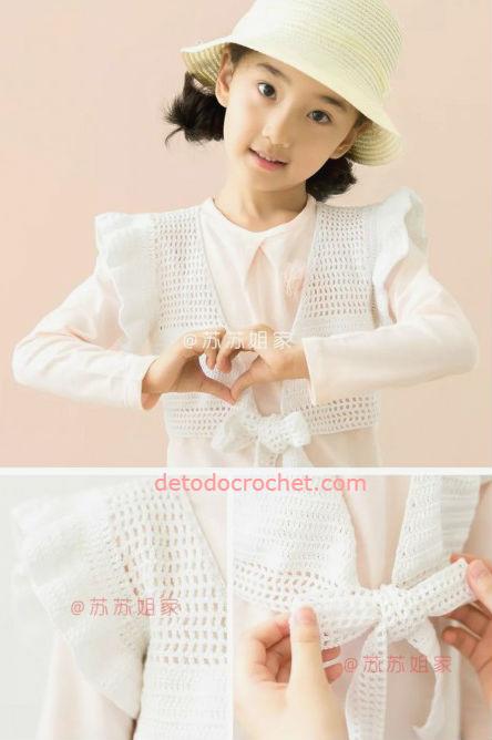 patrones-de-bolero-crochet-para-niñas