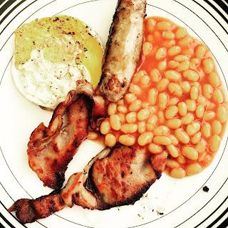 Campsite Breakfast