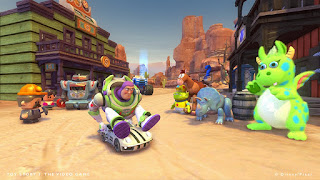 Game Toy Story 3 PPSSPP