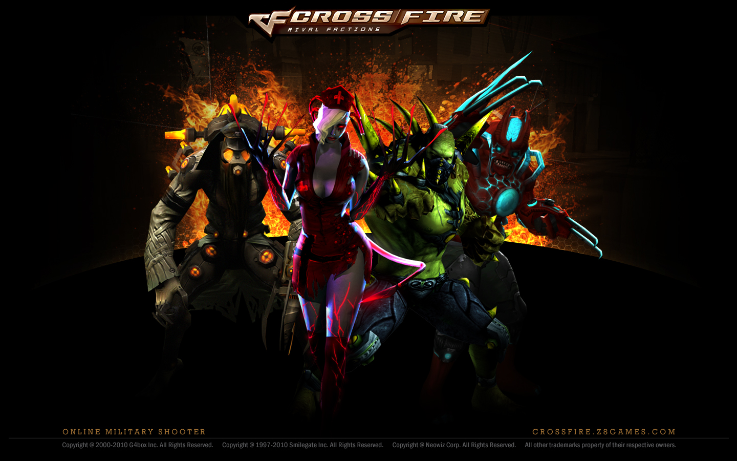 wallpaper crossfire collection 2011 - photo #14