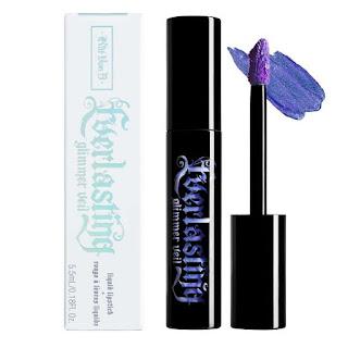 09625628a Review: Kat Von D Beauty Everlasting Glimmer Veil Liquid Lipstick in  Starflyer (Limited-Edition) #KatVonDBeauty #EverlastingGlimmerVeil  #LiquidLipstick